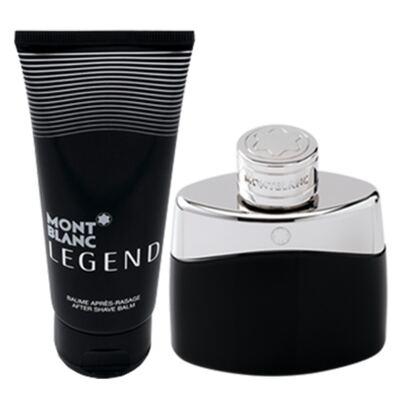 Imagem 2 do produto Legend Montblanc - Masculino - Eau de Toilette - Perfume + Pós Barba - Kit