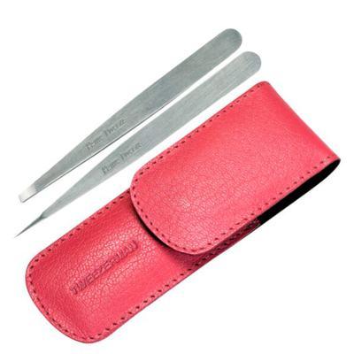 Imagem 1 do produto Petite Tweeze Set Tweezerman - Kit de Mini Pinças - Kit