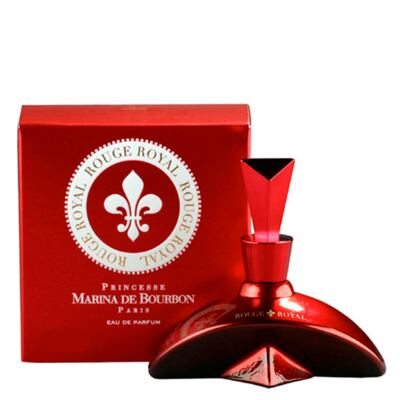 Imagem 1 do produto Rouge Royal Marina de Bourbon - Perfume Feminino - Eau de Parfum - 30ml