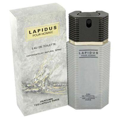 Imagem 1 do produto Lapidus Pour Homme Ted Lapidus - Perfume Masculino - Eau de Toilette - 30ml