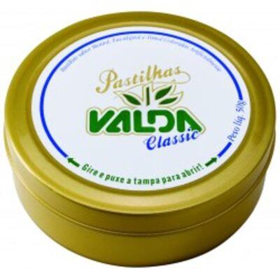 Imagem 1 do produto Valda Lata Classic 50g