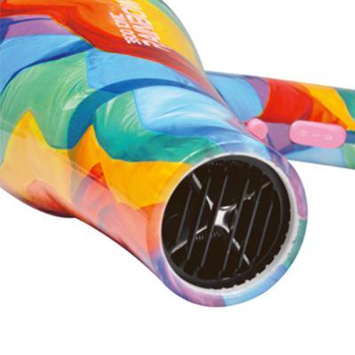 Imagem 3 do produto Secador de Cabelo Lizz 3800 Ionic Rainbow 110V