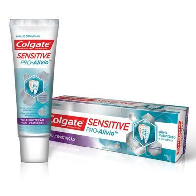 Imagem 1 do produto Creme Dental Colgate Sensitive Pro-Alívio Multiproteção 110g