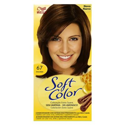 Tintura Soft Color Chocolate 67