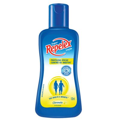 Imagem 1 do produto Repelente Repelex Loção Citronela 100ml