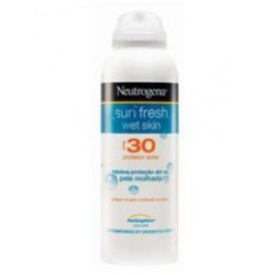 Protetor Solar Neutrogena Sun Fresh FPS 30 Aerosol 180ml