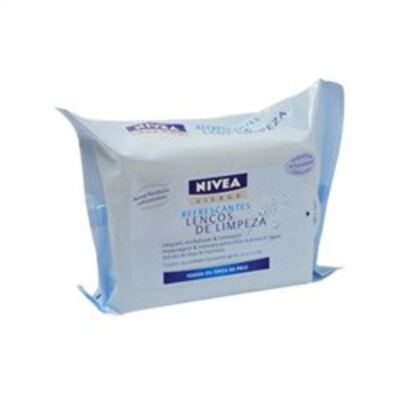 Imagem 1 do produto Nivea Visage Lenço Limpeza Refrescante 25 unidades
