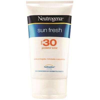 Imagem 1 do produto Protetor Solar Neutrogena Sun Fresh FPS 30 120ml