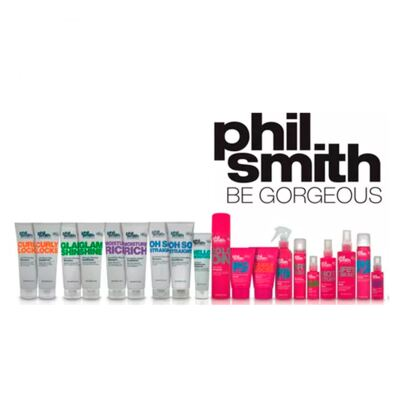 Imagem 2 do produto Phil Smith Hold On Firm Hold Hairspray - Spray Fixador - 250ml