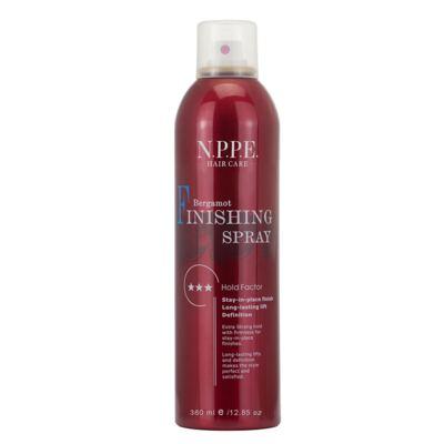 Imagem 1 do produto Nppe Bergamot Finishing - Spray Fixador - 380ml