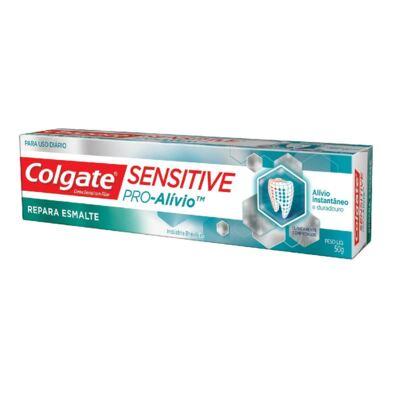 Imagem 2 do produto Creme Dental Colgate Sensitive Pro-Alívio Repara Esmalte 50g