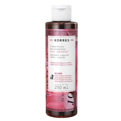 Imagem 2 do produto Rosa Japonesa Korres - Sabonete Líquido - 250ml