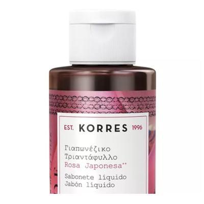 Imagem 3 do produto Rosa Japonesa Korres - Sabonete Líquido - 250ml