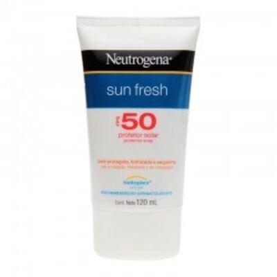 Imagem 2 do produto Protetor Solar Neutrogena Sun Fresh FPS 50 120ml