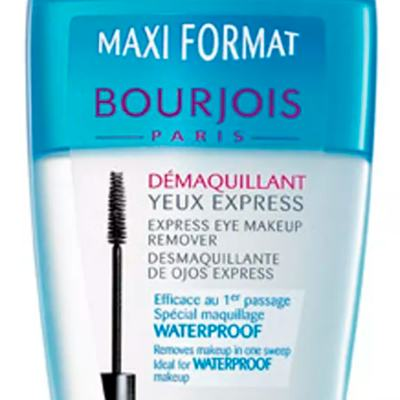 Imagem 4 do produto Démaquillant Yeux Express Bourjois - Demaquilante - 200ml