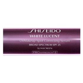 Sérum Clareador Facial White Lucent Shiseido - OnMakeup Spot Correting Serum SPF25 PA+++ - Medium