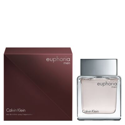 Imagem 2 do produto Euphoria Men Calvin Klein - Perfume Masculino - Eau de Toilette - 50ml