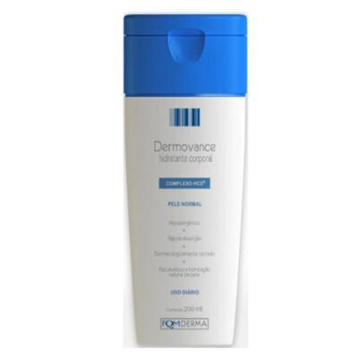 Imagem 1 do produto Dermovance  - Hidratante Corporal - 200ml