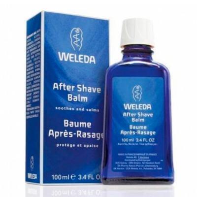 Imagem 3 do produto Bálsamo pós Barba Weleda - Cuidados Pós-Barba - 100ml