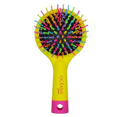 Imagem 1 do produto Rainbow Brush Mini Océane - Escova de Cabelo - Amarelo