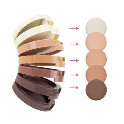 Imagem 1 do produto Paleta De Contorno Facial 5 Etapas Luisance Cores - 1 unid