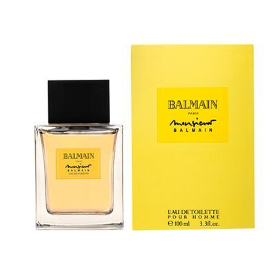 Imagem 3 do produto Monsieur Balmain  - Perfume Masculino - Eau de Toilette - 100ml
