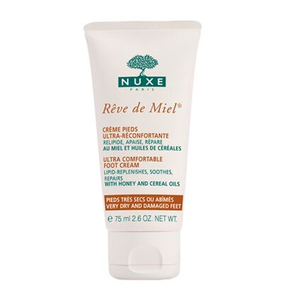 Hidratante para Pés Nuxe Paris Rêve de Miel Ultra-Confortable Foot Cream - 75ml