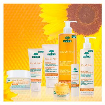 Imagem 2 do produto Hidratante para Pés Nuxe Paris Rêve de Miel Ultra-Confortable Foot Cream - 75ml