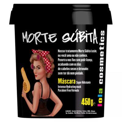 Imagem 1 do produto Lola Cosmetics Morte Súbita Super Hidratante - Máscara de Tratamento - 450g