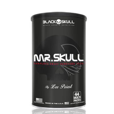 Mr Skull 44 Multipacks - Black Skull