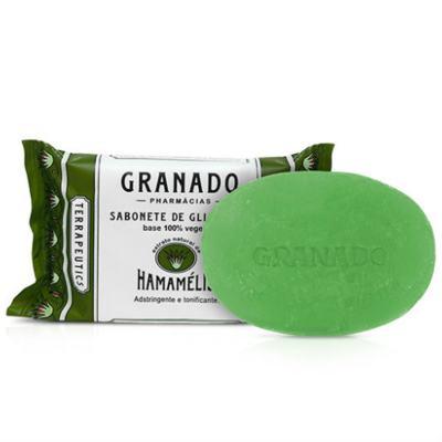 Sabonete Glicerina Granado Hamamélis 90g