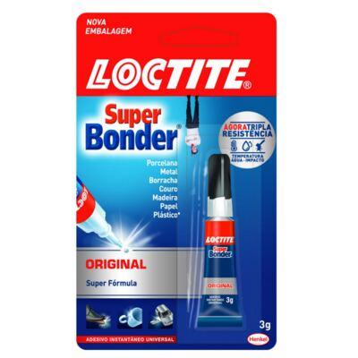 Imagem 1 do produto Adesivo Super Bonder 3g