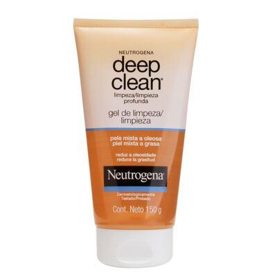 Imagem 1 do produto Gel Limpeza Profunda Neutrogena Deep Clean 150g