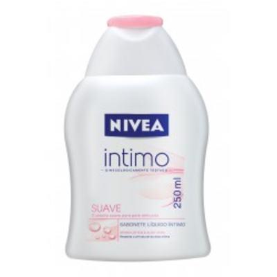 Imagem 1 do produto Sabonete Líquido Nivea Íntimo Natural Suave 250ml