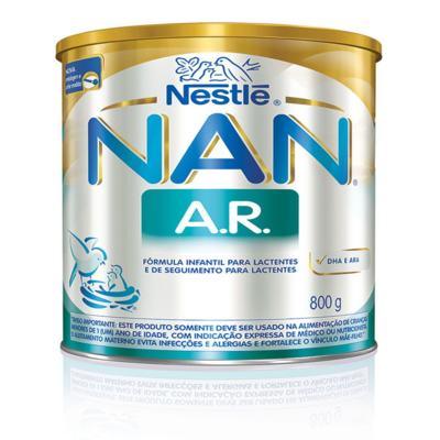 Imagem 4 do produto Nan Ar Anti-Regurgitante Fórmula Infantil 800g -