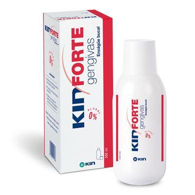 Enxaguante Bucal Kin Forte - 500ml