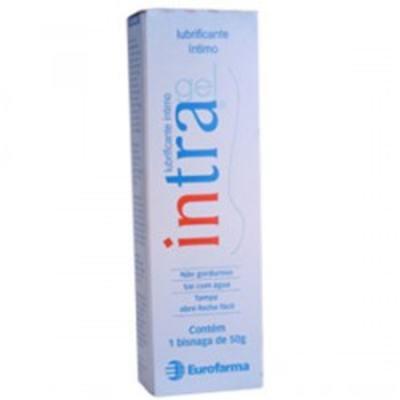 Imagem 1 do produto Gel Lubrificante Intra Gel 50g