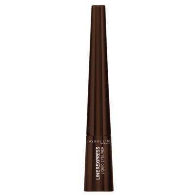 Delineador Maybelline Liner Express Líquido Brown 2,4ml