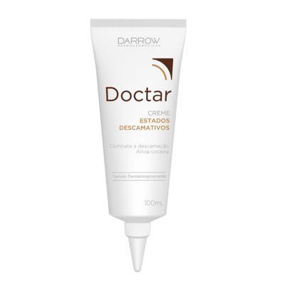 Doctar Creme Tratamento Anticaspa 100ml