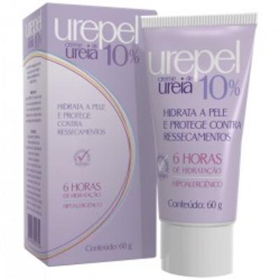 Imagem 1 do produto Urepel Creme 10 Com 60 Gramas -