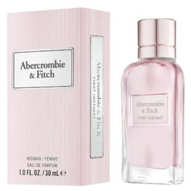 First Instinct Abercrombie & Fitch - Perfume Feminino - Eau de Parfum - 50ml