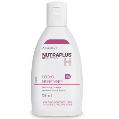 Imagem 6 do produto Nutraplus Loção Hidratante Uréia 10% para Pele Seca e Áspera 120ml - 120mL