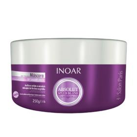 Máscara de Tratamento Inoar Absolut Speed Blond 250g