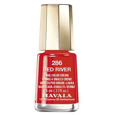 Esmalte Mavala Mini Color's - Color Inspiration - Red River   5ml