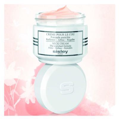 Imagem 2 do produto Creme Rejuvenescedor Sisley Creme Pour Le Cou Neck CreamParis - 50ml