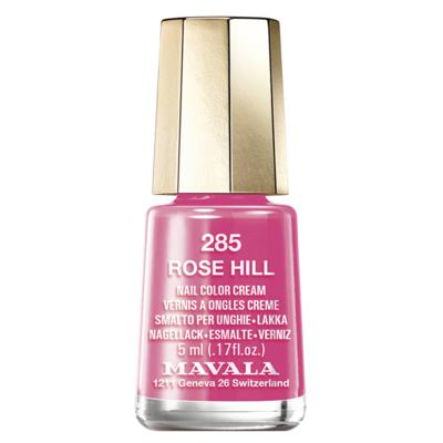 Esmalte Mavala Mini Color's - Color Inspiration - Rose Hill