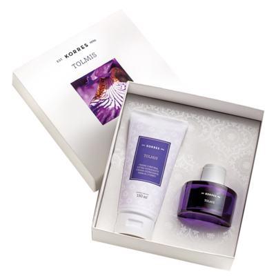 Korres Tolmis Kit - Deo Parfum + Hidratante Corporal - Kit