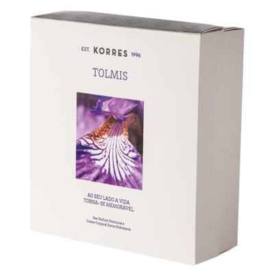 Imagem 2 do produto Korres Tolmis Kit - Deo Parfum + Hidratante Corporal - Kit