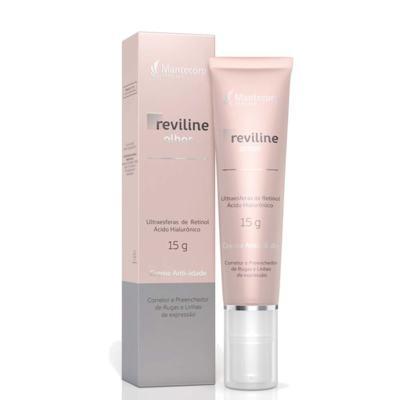 Creme Anti-idade Mantecorp Skincare Reviline Olhos 15g