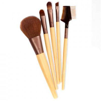Imagem 4 do produto Six Piece Starter Set Ecotools - Kit de Pincéis para Maquiagem - Kit